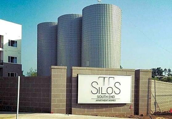 Silos South End, Charlotte, NC