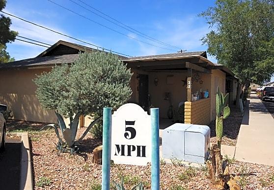 Coppertree Villas Apartments Glendale Az 85302