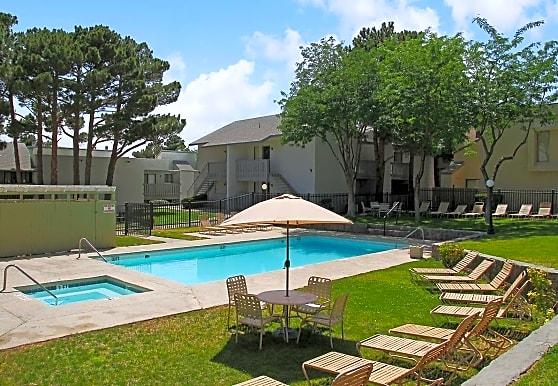 Caprock Apartment Homes, El Paso, TX