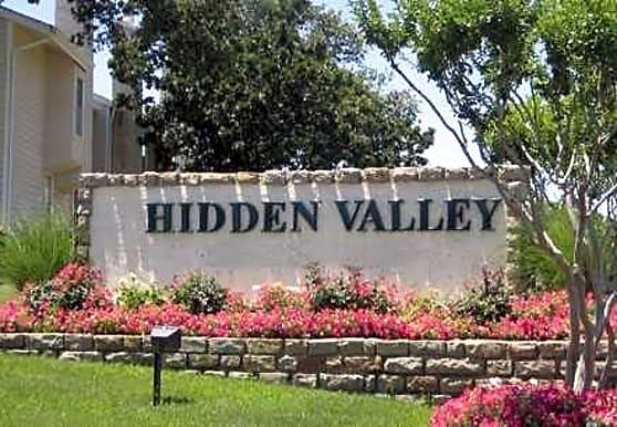 Hidden Valley, Arlington, TX