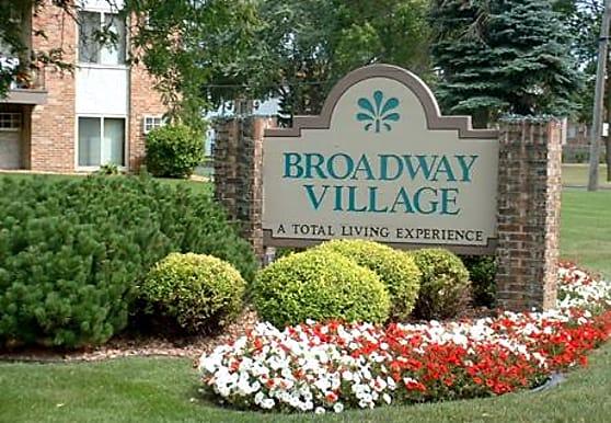 Broadway Village, New Hope, MN