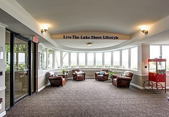 The Lake Shore Apartments, Ypsilanti, MI