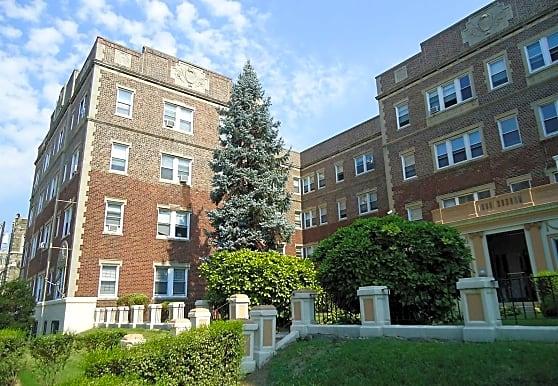 Madison, Terrace & St. Jude's Apartments, Philadelphia, PA