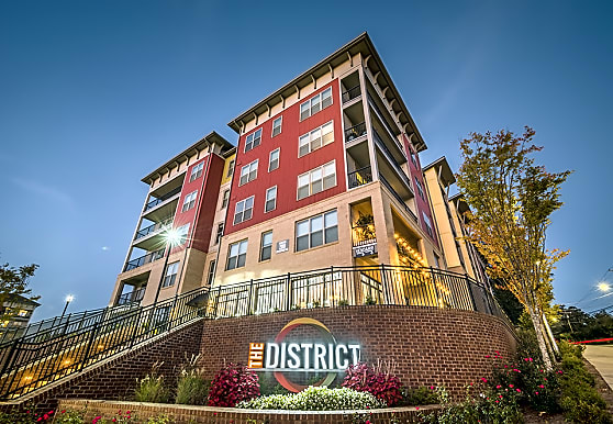 The District, Asheville, NC