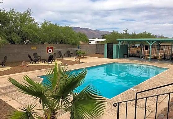 Thurber Apartments, Tucson, AZ