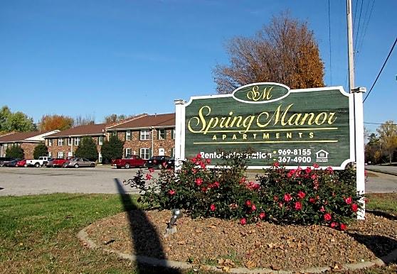 Spring Manor, Louisville, KY