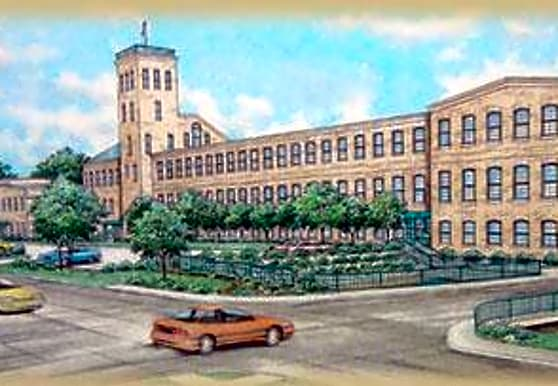 Historic Fox River Mills, Appleton, WI