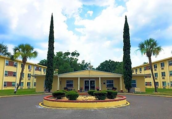 Campus Towers Senior Apartments, Jacksonville, FL