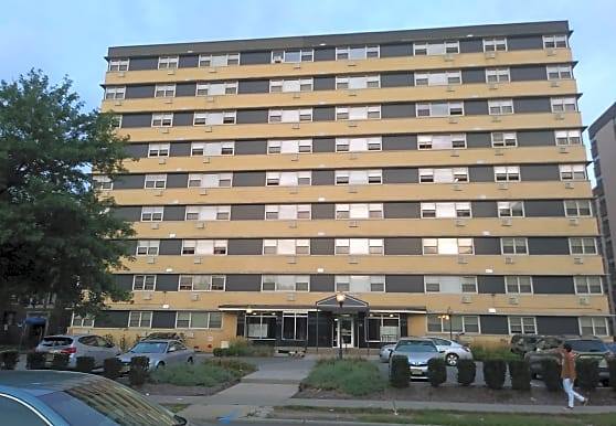 Ambassador Towers, East Orange, NJ
