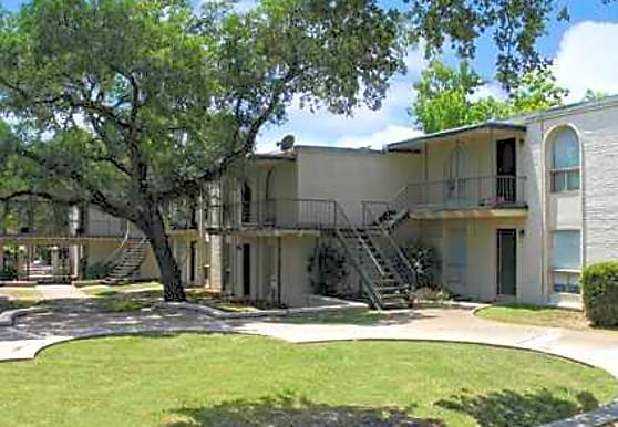 Castle Terrace, San Antonio, TX
