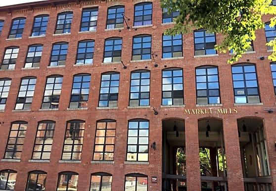 Market Mill Apartments, Lowell, MA