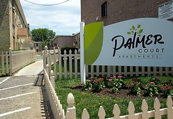 Palmer Court Apartments, Baltimore, MD