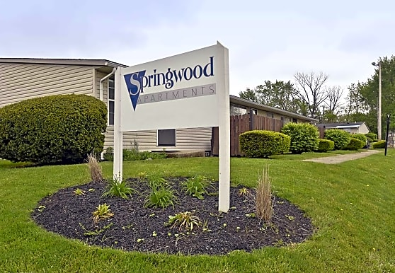 Springwood Apts, Springfield, OH