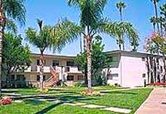 Palm Garden, Fullerton, CA