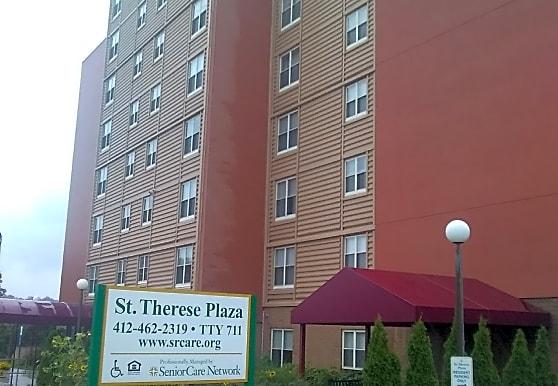 Saint Therese Court, Munhall, PA