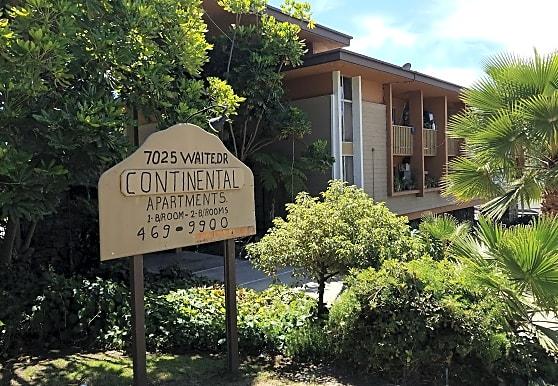 Continental Apartments, La Mesa, CA