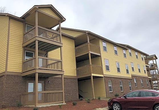 College Station Apartments, Milledgeville, GA