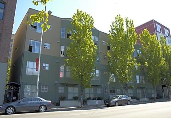 Ellis Court Apartments, Seattle, WA