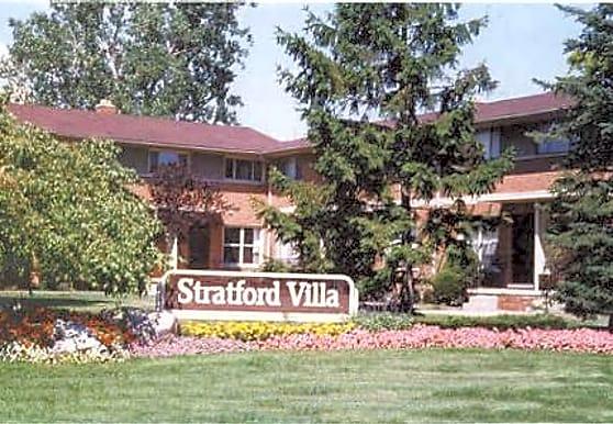 Stratford Villa, Oak Park, MI