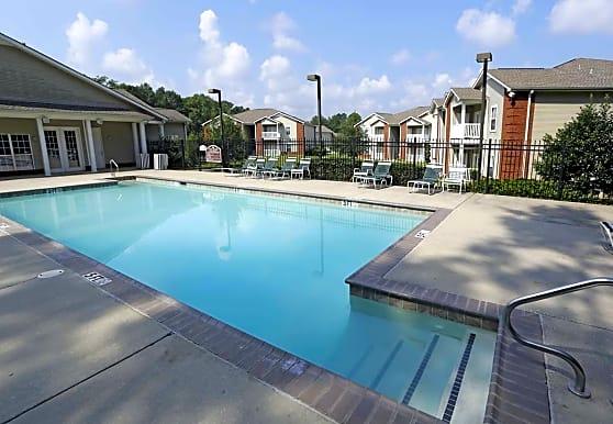 Shadowood Park, Laurel, MS