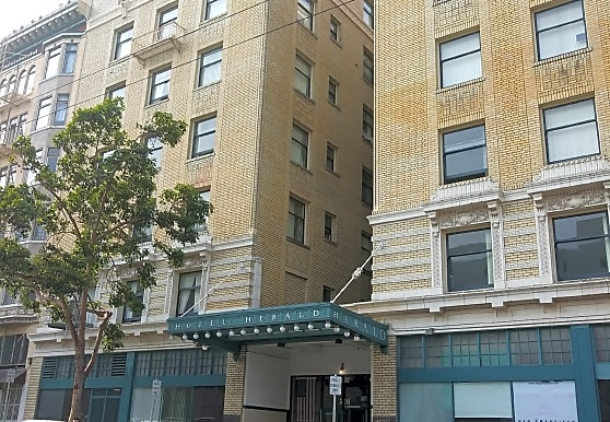 Herald Apartments (Herald Hotel Apts), San Francisco, CA