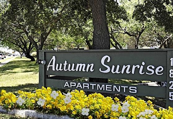 Autumn Sunrise, Corpus Christi, TX