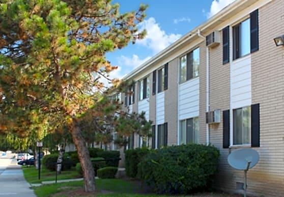 Tuscan Shores Apartments, Roseville, MI