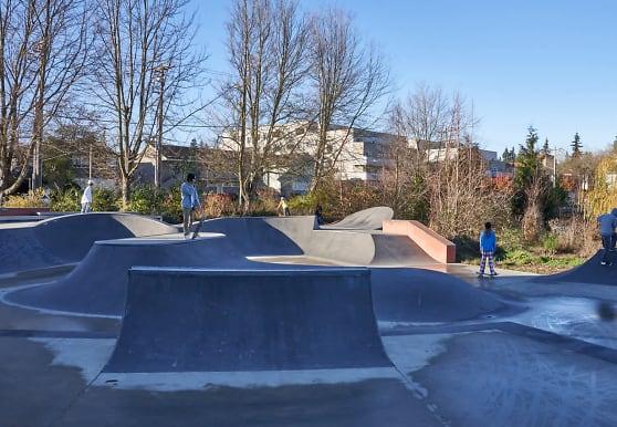 Lane, Seattle, WA