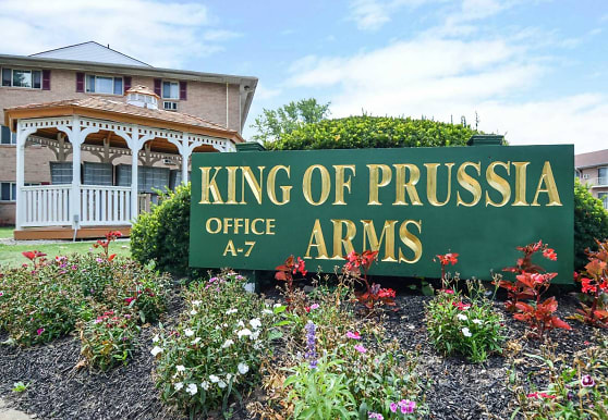 King Of Prussia Arms, King of Prussia, PA