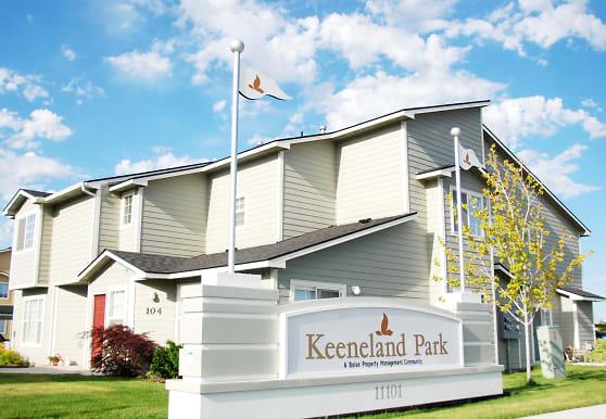 Keeneland Park, Boise, ID