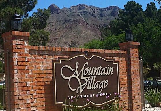 Mountain Village, El Paso, TX