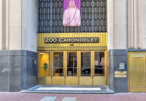 200 Carondelet, New Orleans, LA