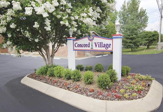 Concord Village, Clarksville, TN