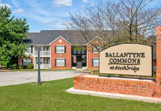 Ballantyne Commons, Stockbridge, GA