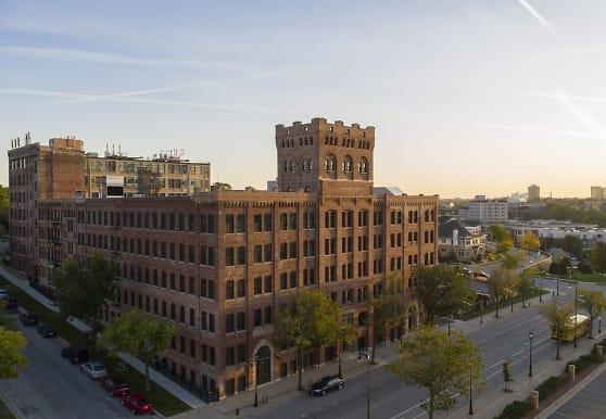 Milwaukee Fortress, Milwaukee, WI