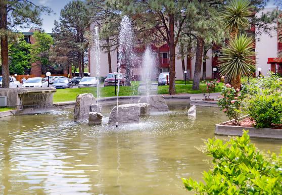 Three Fountains, Albuquerque, NM