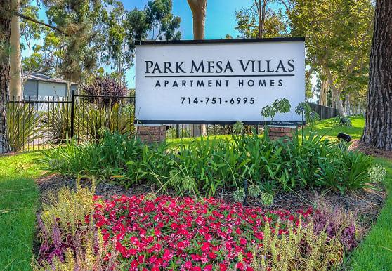 Park Mesa Villas, Costa Mesa, CA