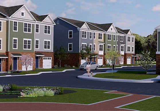 Towns at Padonia, Lutherville, MD
