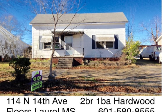 114 N 14th Ave, Laurel, MS