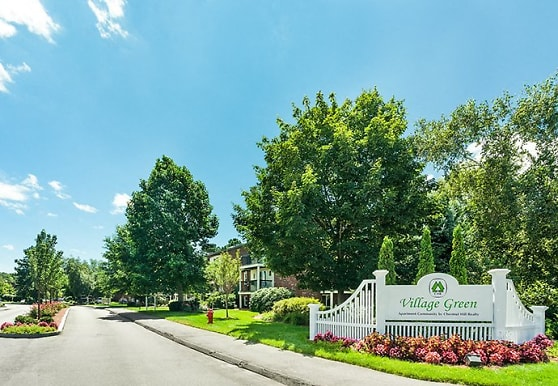 Village Green, Plainville, MA