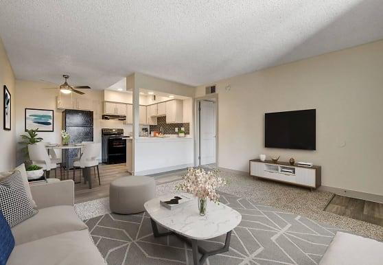 Wynn Palms Apartments, Las Vegas, NV