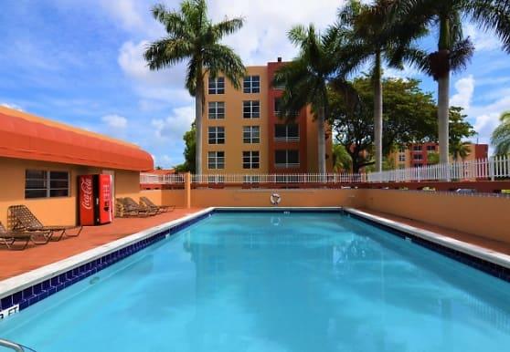 International Club Apartments, Miami, FL