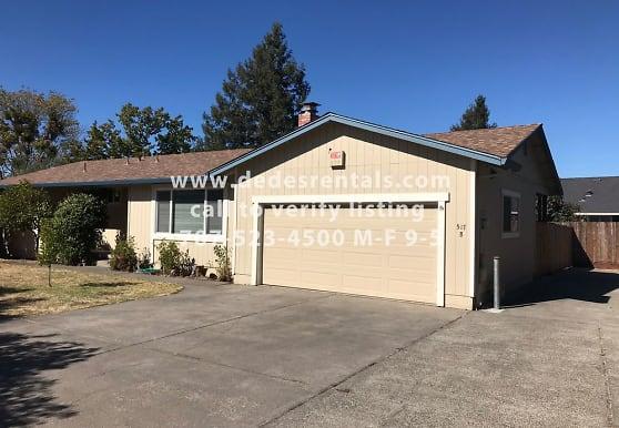 517 Debbie Dr., Santa Rosa, CA