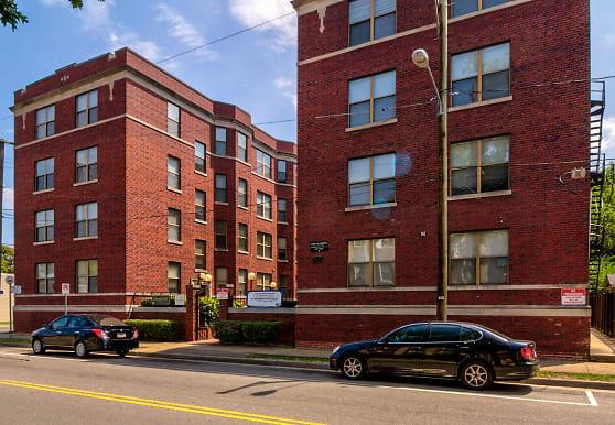 Colonial Hall Apartments, Norfolk, VA