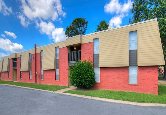 Sunset Village Apartments, Pine Bluff, AR