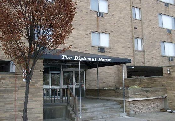 The Diplomat, Akron, OH