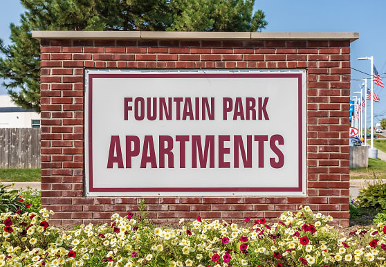 Fountain Park Apartment Homes, Novi, MI
