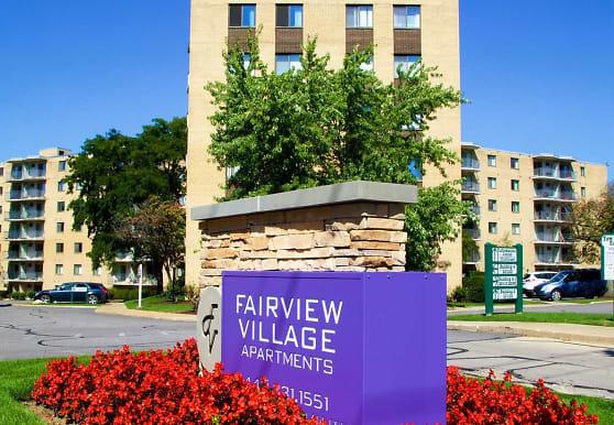 Fairview Village, Fairview Park, OH