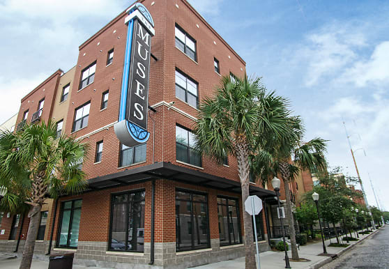 The Muses Apartment Homes, New Orleans, LA