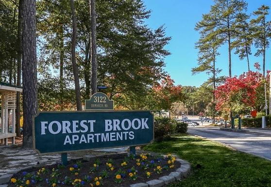 Forest Brook, Augusta, GA